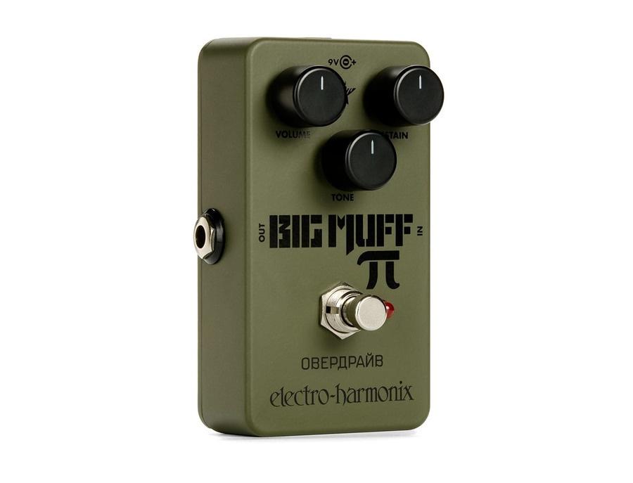 Electro harmonix green russian big muff reissue 00 xl