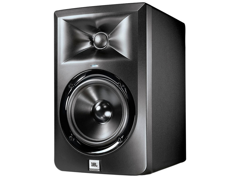 Jbl lsr305 two way active studio monitors 02 xl
