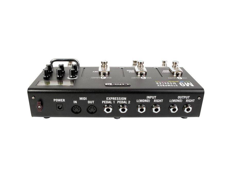 Line 6 m9 stompbox modeler 00 xl