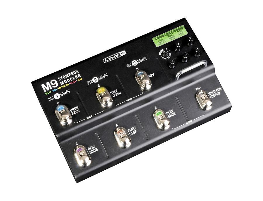 Line 6 m9 stompbox modeler 01 xl