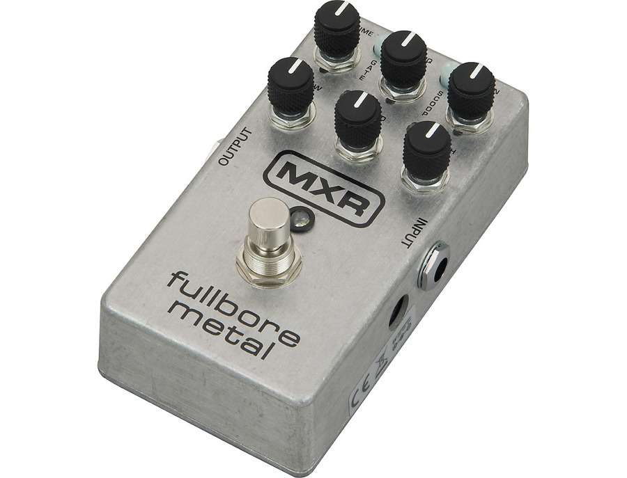 Mxr fullbore metal m116 00 xl