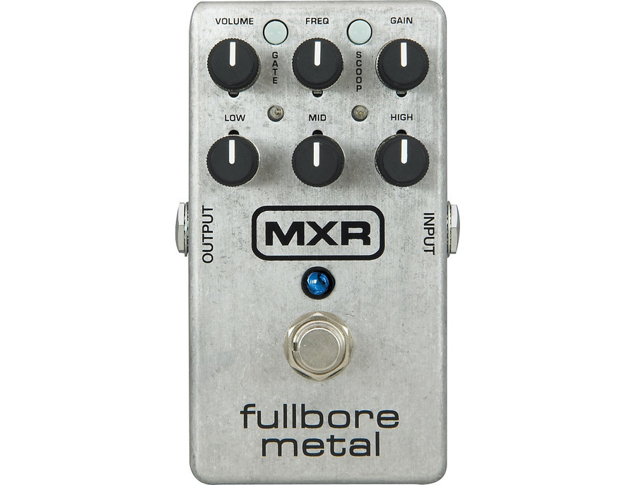 Mxr fullbore metal m116 01 xl