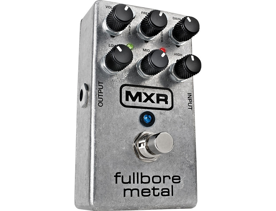 Mxr fullbore metal m116 02 xl