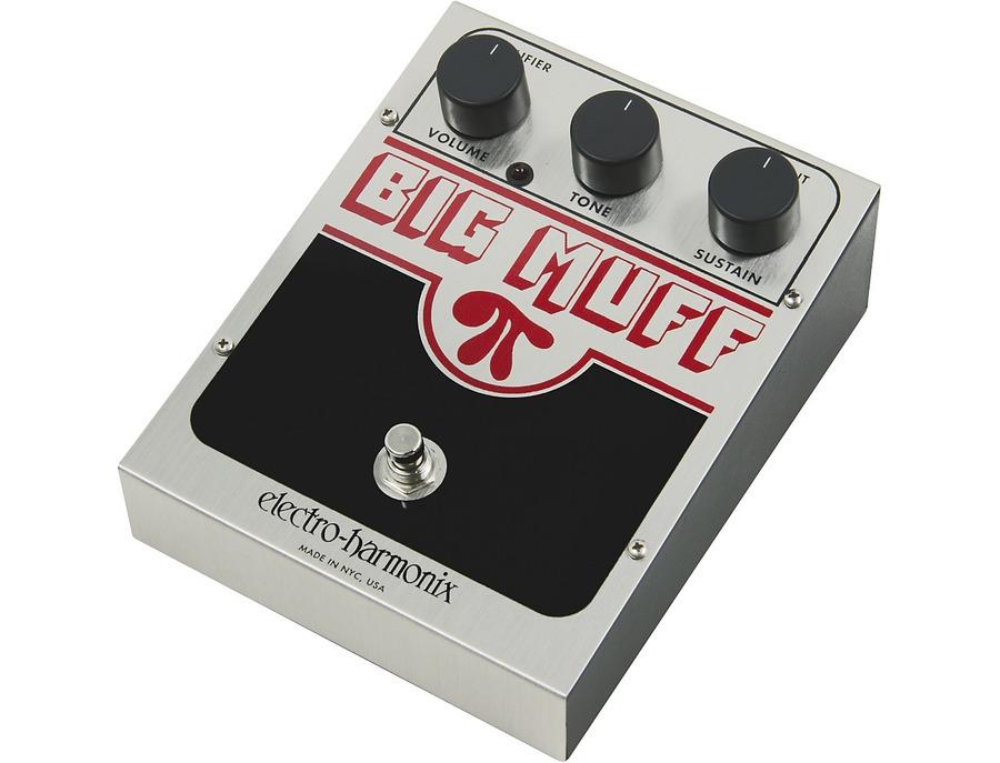 Electro harmonix big muff pi 00 xl