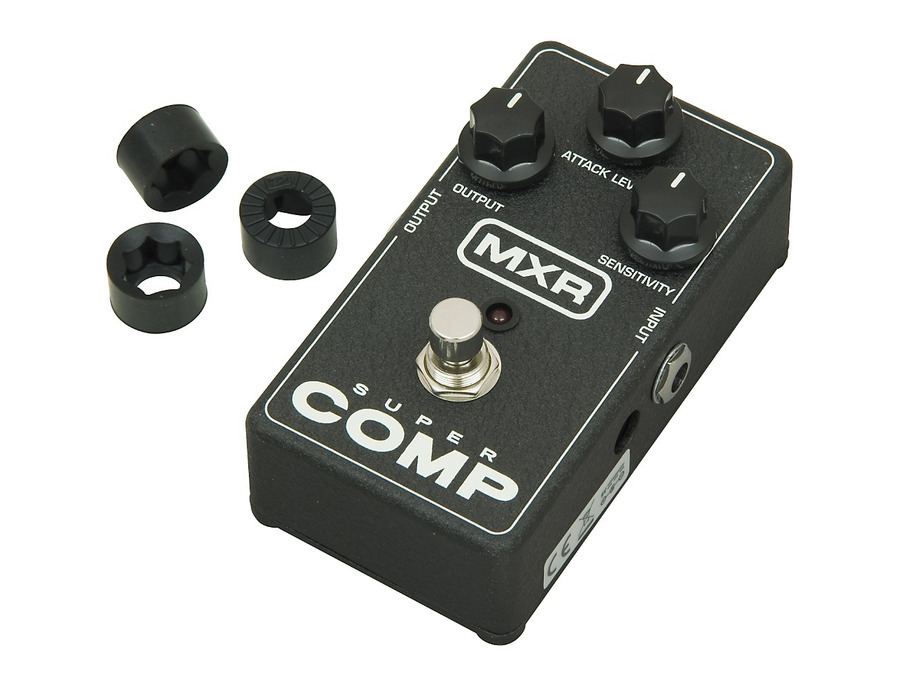 Mxr m 132 super comp compressor pedal 00 xl