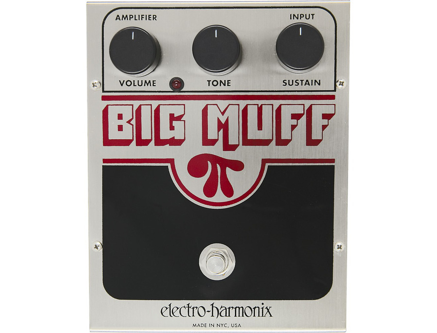 Electro harmonix big muff pi 01 xl