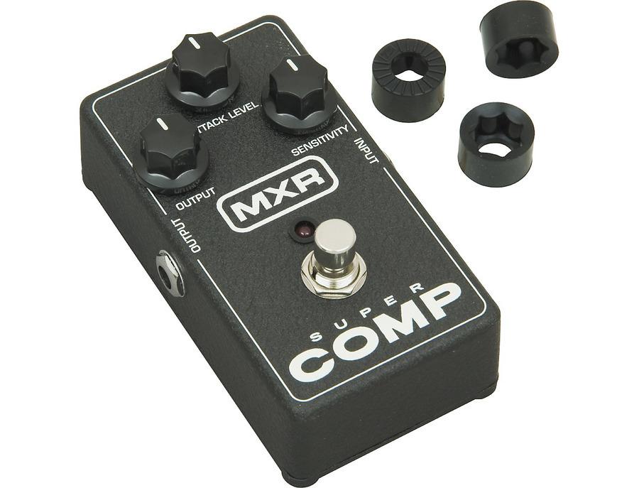 Mxr m 132 super comp compressor pedal 01 xl