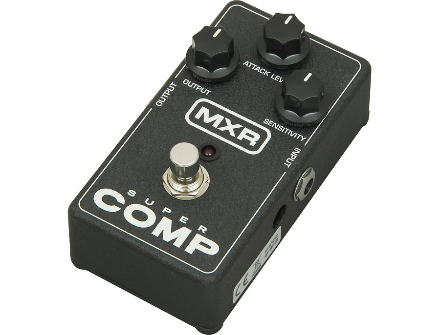 Mxr m 132 super comp compressor pedal 02 xl