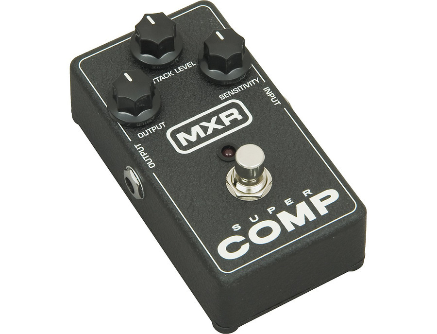 Mxr m 132 super comp compressor pedal 03 xl