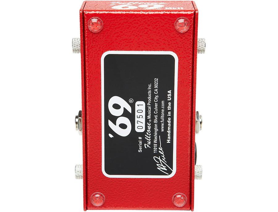 Fulltone 69 mkii fuzz pedal 00 xl