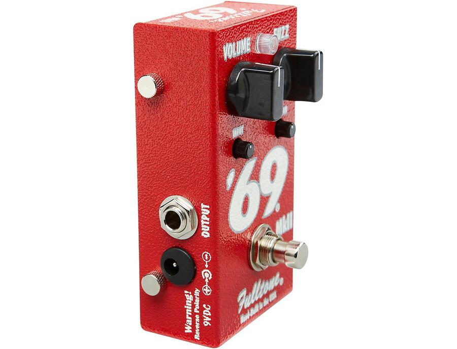 Fulltone 69 mkii fuzz pedal 01 xl
