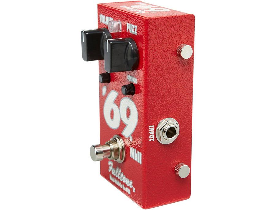 Fulltone 69 mkii fuzz pedal 02 xl
