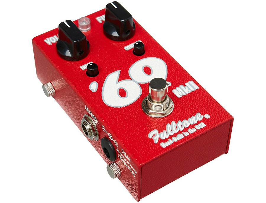 Fulltone 69 mkii fuzz pedal 03 xl