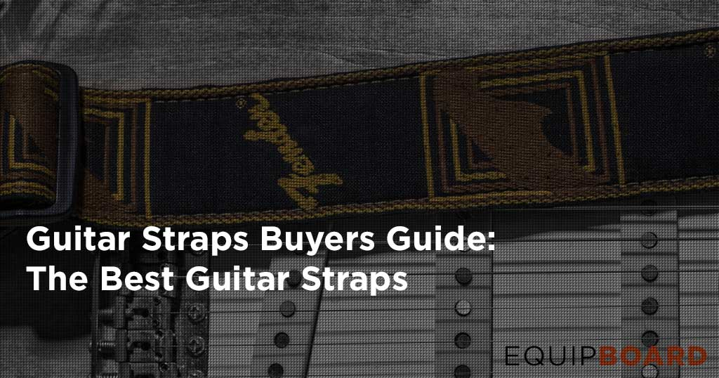 5 Best Guitar Straps: A Guide to Super Straps