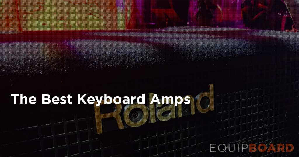 5 Best Keyboard Amps
