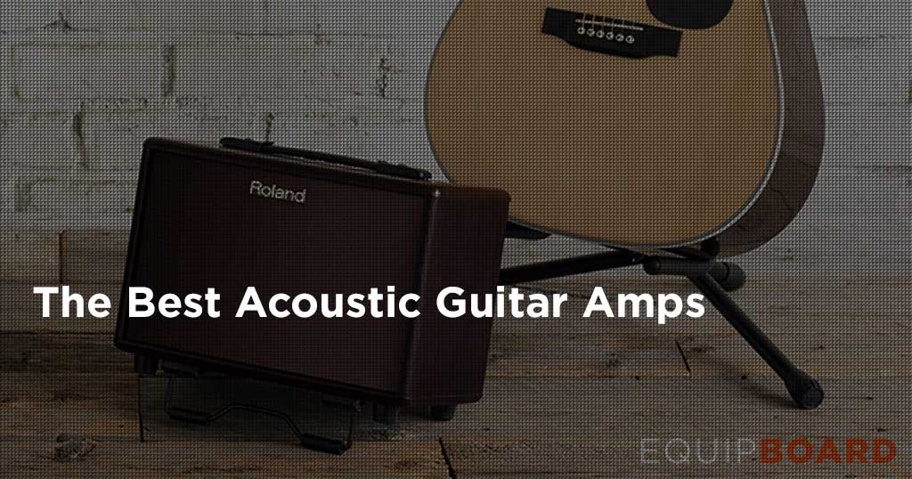5 Best Acoustic Guitar Amps: Guide to Acoustic Guitar Amps