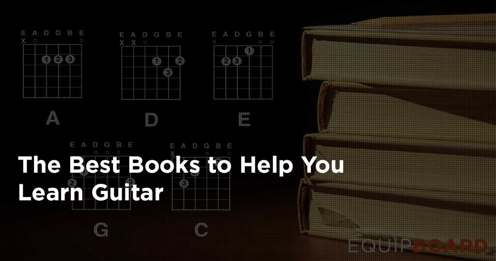 5 Best Guitar Books