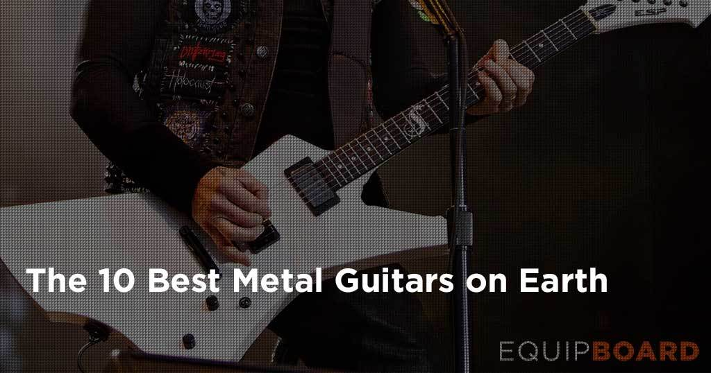 Best Guitar for Metal