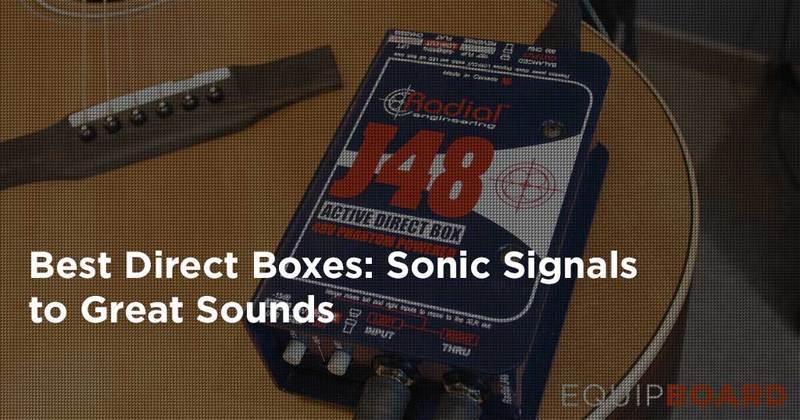 Best DI Box