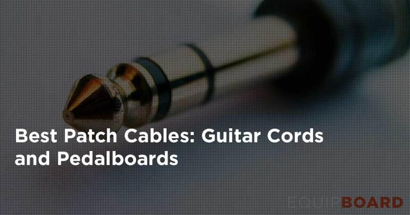 Guitar Patch Cables