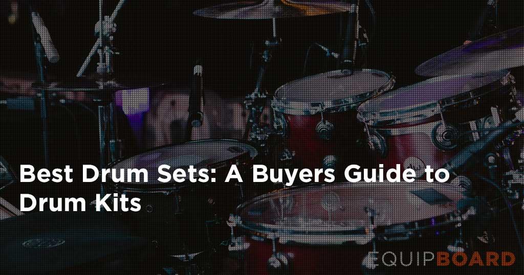 5 Best Drum Sets: Top Drum Kits for Beginners