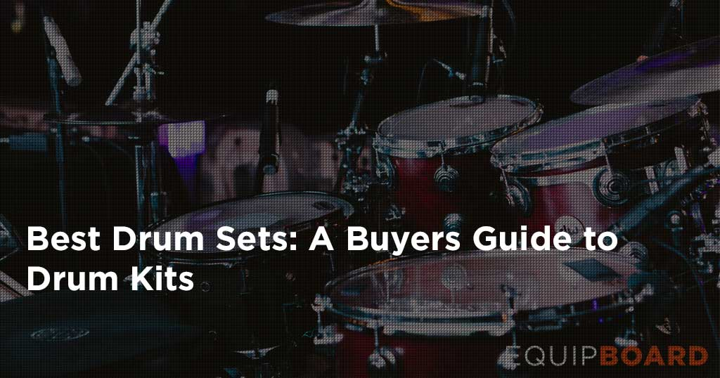 5 Best Drum Sets: Top Drum Kits for Beginners