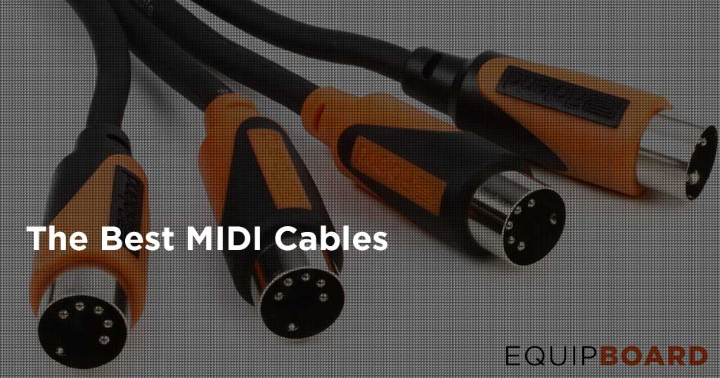 Best MIDI Cable