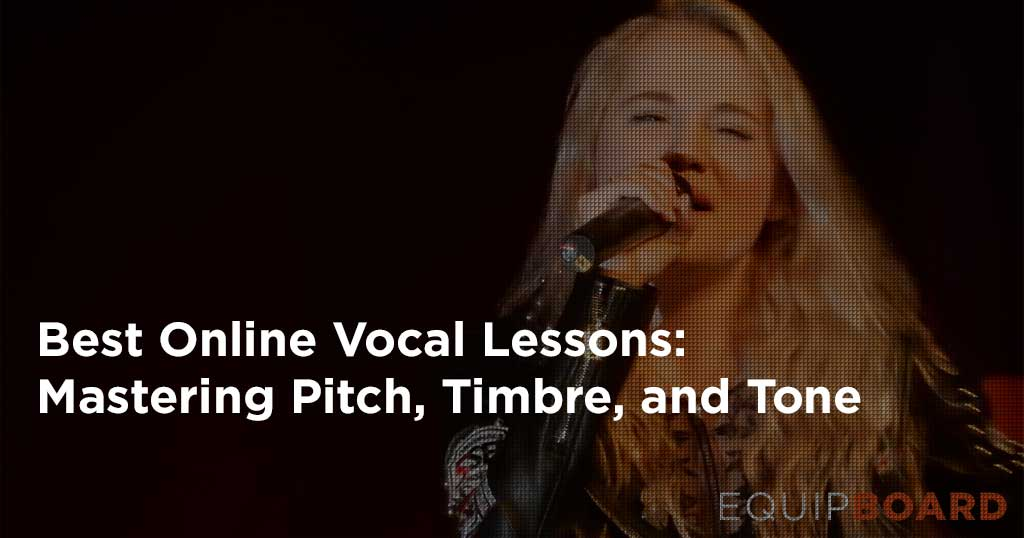 3 Best Vocal Lessons: Top Singing Lessons Online