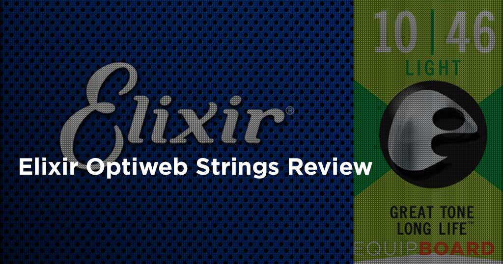 Elixir Optiweb Strings Review