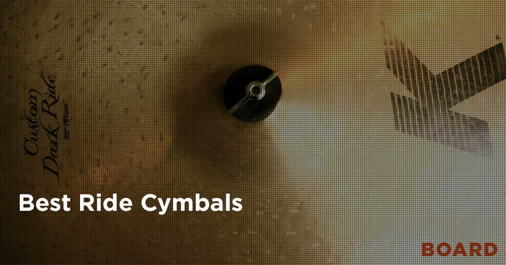5 Best Ride Cymbals