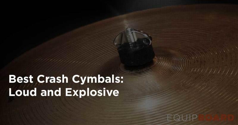 Best Crash Cymbal