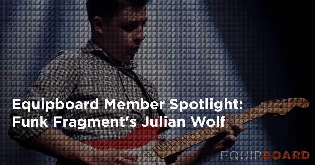 Funk Fragment's Julian Wolf