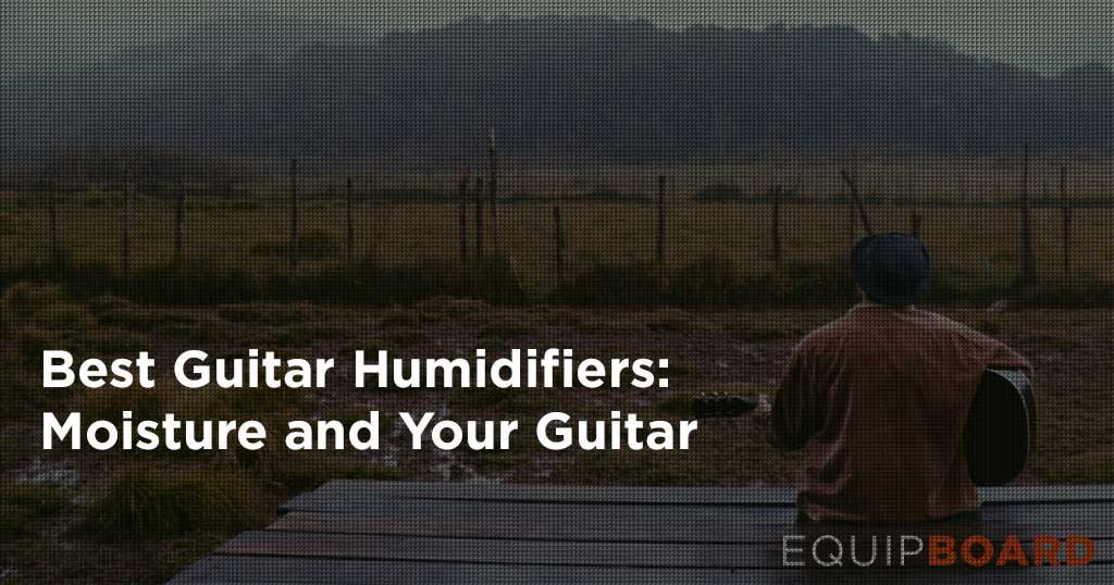 6 Best Guitar Humidifiers: Moisture Management for Your Guitar