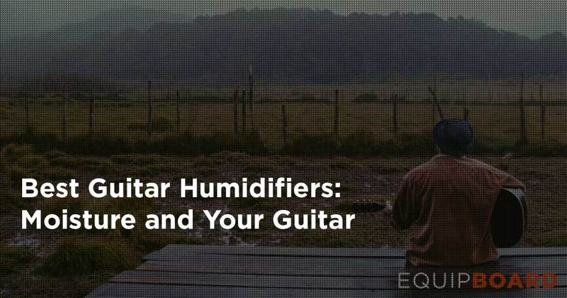 Best Guitar Humidifiers