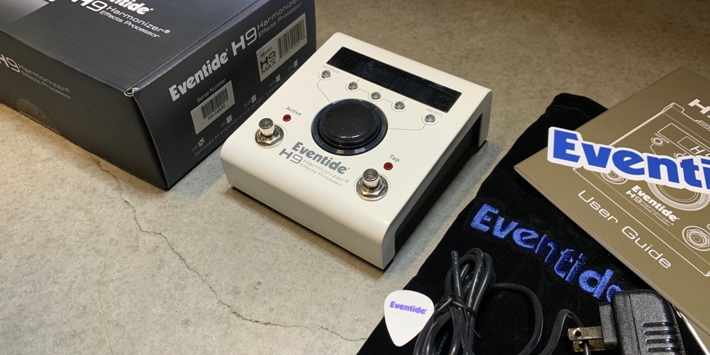 Eventide H9 MAX Review
