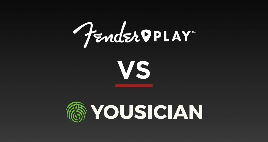 Fender Play vs. Yousician