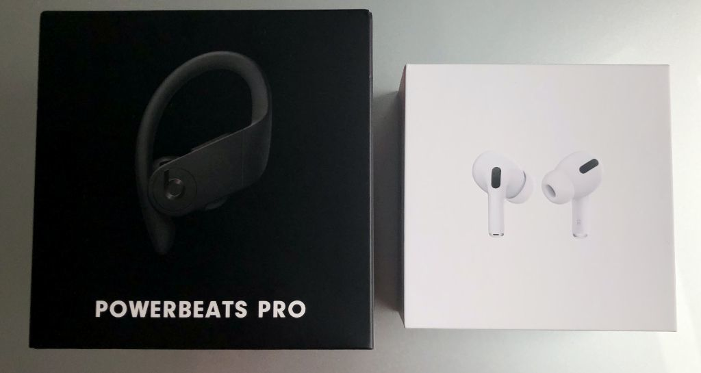 Powerbeats Pro Vs Apple Airpods Pro Which Should You Buy