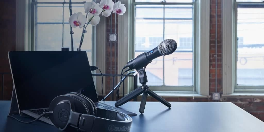 The Best Podcast Microphone