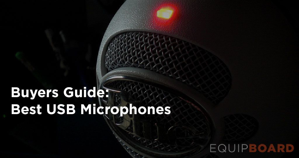 Top USB Microphone 2016