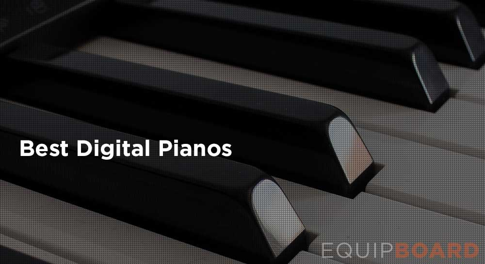 Top 5 Digital Pianos