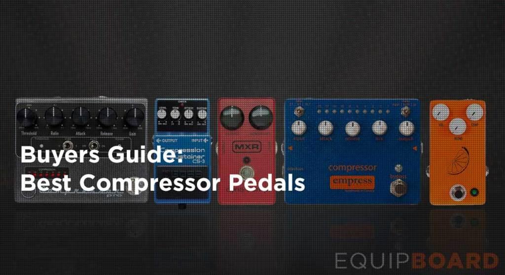 Best Compressor Pedal
