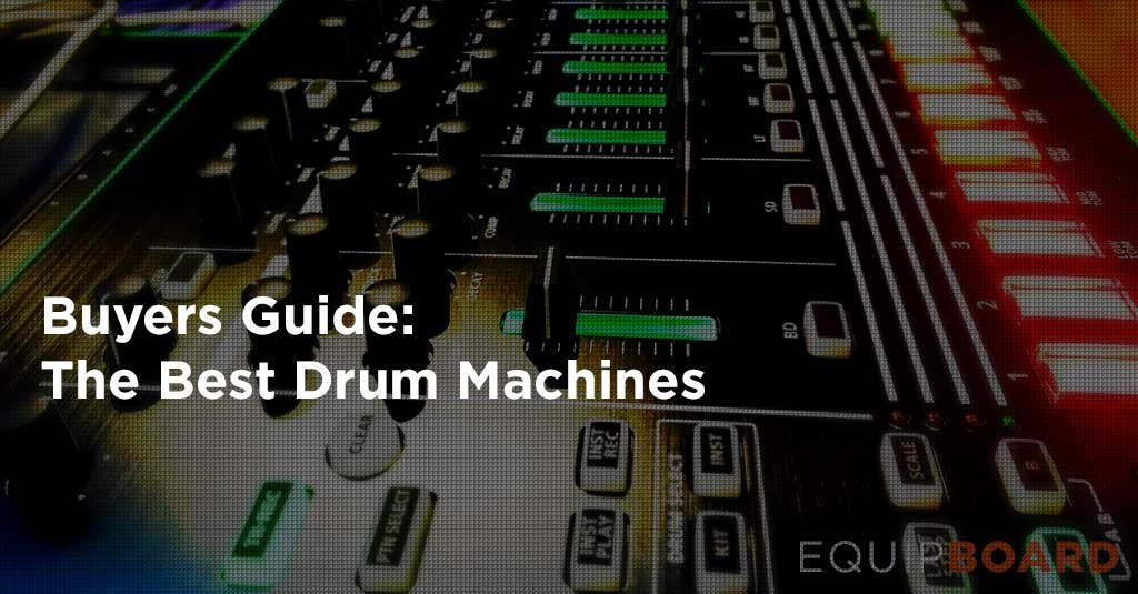Top Drum Machines