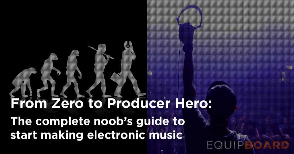 how to make edm music