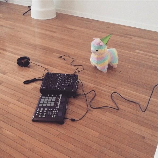 Cashmere Cat's Pioneer DJM-900 Nexus Mixer