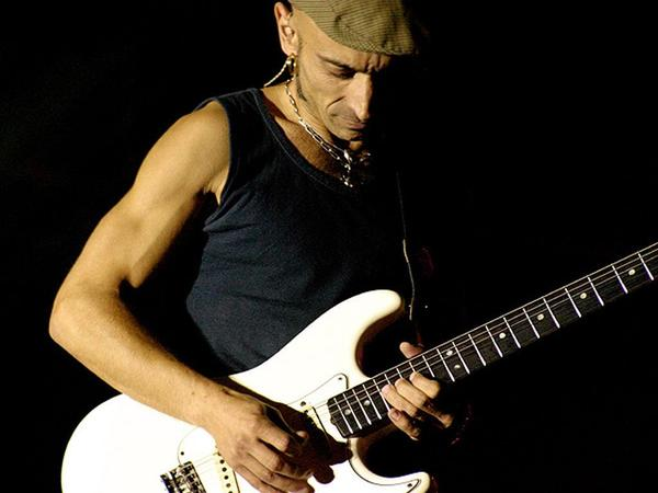 Fito Cabrales's Fender Stratocaster Electric Guitar