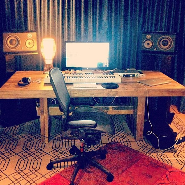 Tommy Trash's Herman Miller Aeron Chair