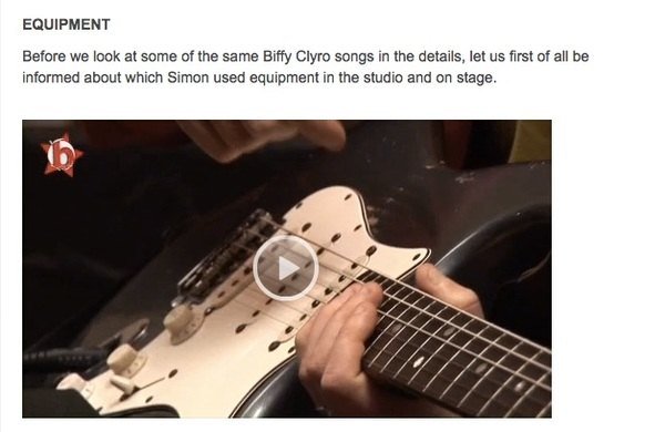 Simon Neil's Fender Classic Player '60s Stratocaster Electric Guitar