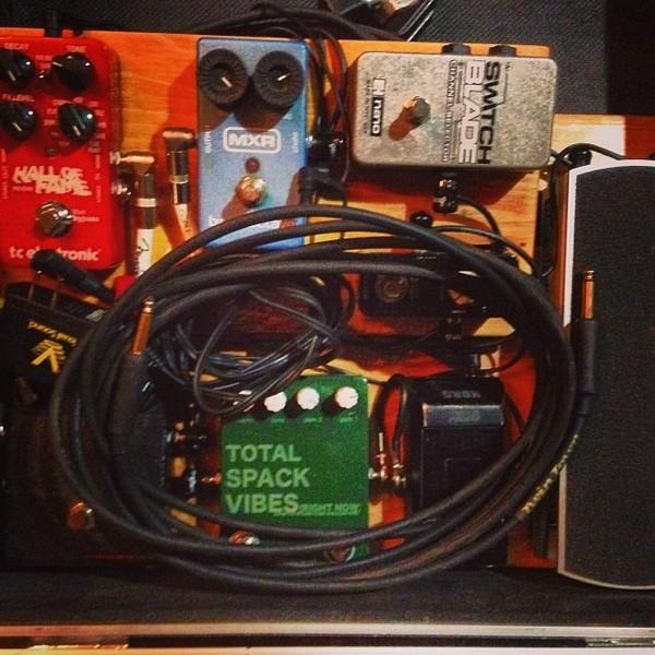 Daniel Spack's MXR Bass Octave M-88