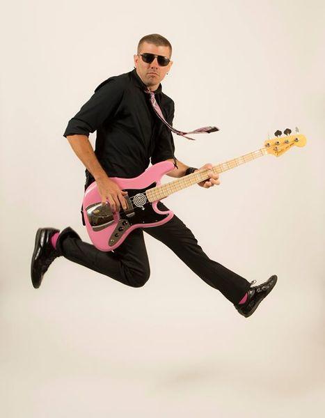 Will Turpin's Fender Jazz Bass