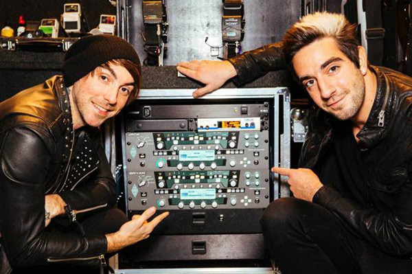 jack barakat 39 s kemper profiler rack guitar amp system. Black Bedroom Furniture Sets. Home Design Ideas